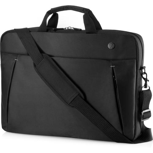 "HP 17.3 Business Slim Top Load notebook case 43.9 cm (17.3"") Briefcase Black product photo"