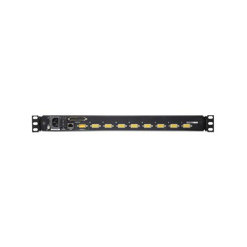 Aten CL5708IM KVM switch Rack mounting Black product photo  L