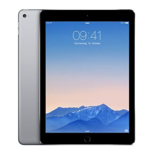 2nd by Renewd Apple iPad Air 2 tablet A8X 32 GB 3G 4G Grey Refurbished product photo