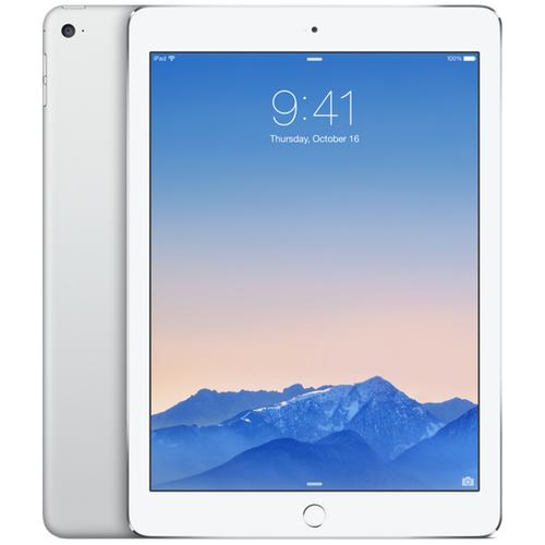 2nd by Renewd Apple iPad Air 2 tablet A8X 16 GB 3G 4G Silver Refurbished product photo