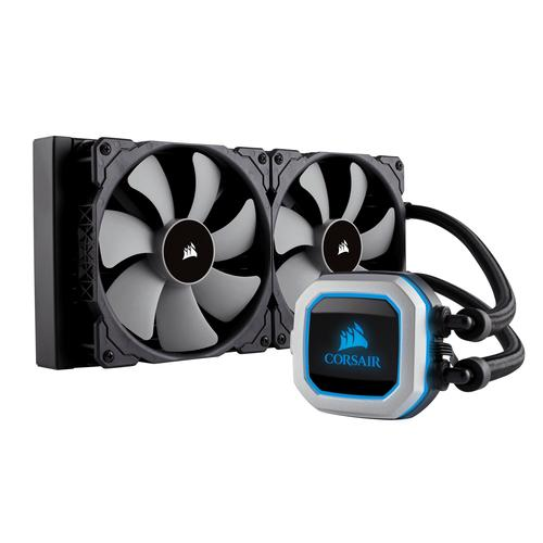 Corsair H115i PRO computer liquid cooling Processor product photo