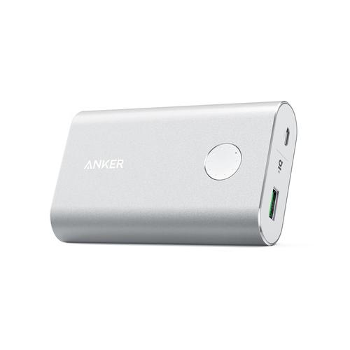 Anker PowerCore+ 10050 power bank Silver 10050 mAh product photo