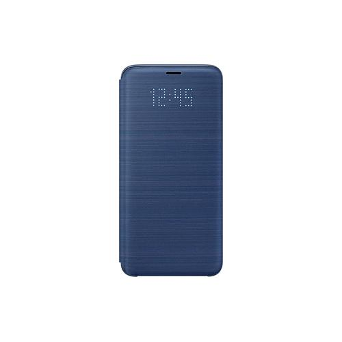 "Samsung EF-NG960 mobile phone case 14.7 cm (5.8"") Cover Blue product photo"