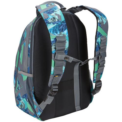 Case Logic Berkeley II backpack Polyester Blue,Green product photo  L