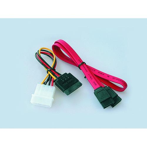 Gembird CC-SATA-DATA-XL SATA cable 1 m Red product photo  L
