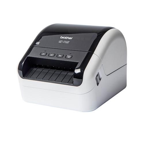 Brother QL-1100 label printer Direct thermal 300 x 300 DPI Wired DK product photo