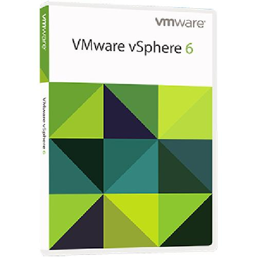 Lenovo VMware vSphere Standard v6 3Y Support virtualization software 1 license(s) 3 year(s) product photo