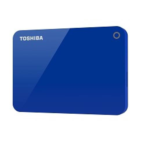 Toshiba Canvio Advance external hard drive 2000 GB Blue product photo