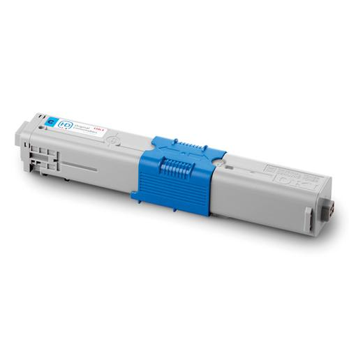 OKI 44469706 toner cartridge Original Cyan 1 pc(s) product photo