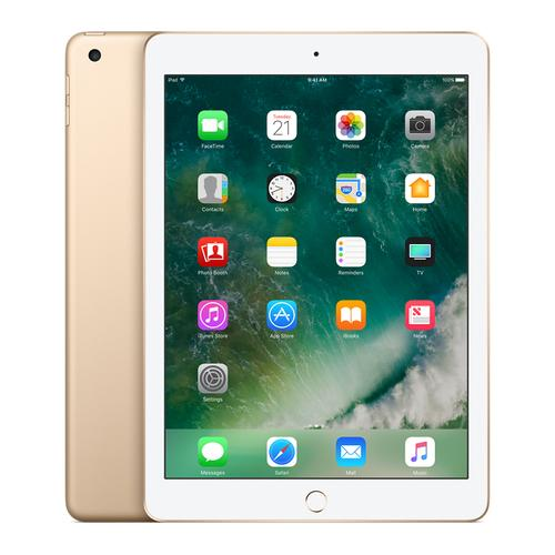 2nd by Renewd Apple iPad tablet A9 32 GB Gold Refurbished product photo