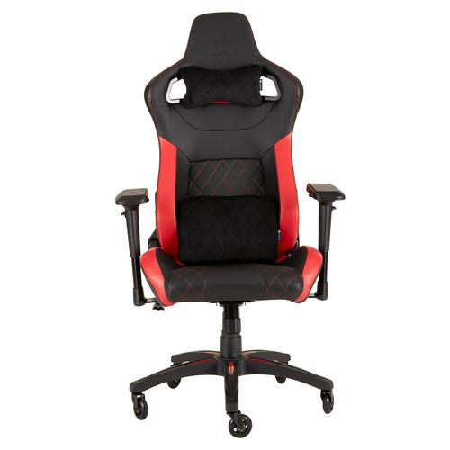 Corsair T1 Race PC gaming chair Black,Red product photo  L