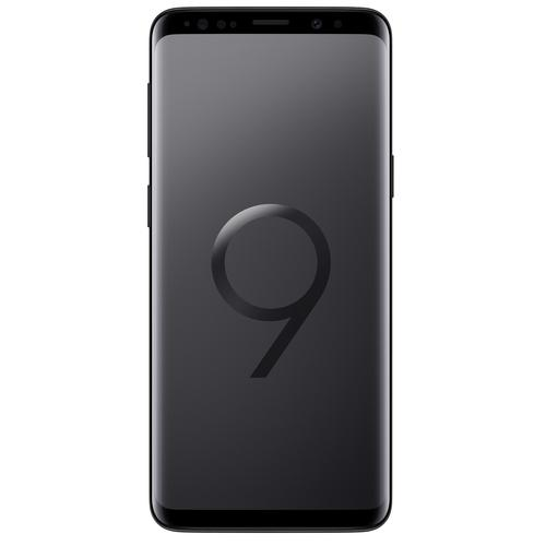 Samsung Galaxy S9 SM-G960F 64GB Dual Sim Black product photo