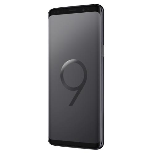 Samsung Galaxy S9 SM-G960F 64GB Dual Sim Black product photo  L