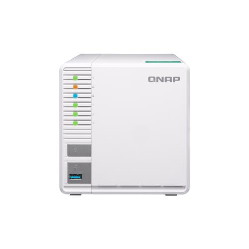 QNAP TS-328 NAS/storage server Ethernet LAN Desktop White - Network