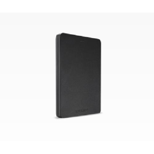 Toshiba Canvio Alu 1 TB external hard drive 1000 GB Black product photo