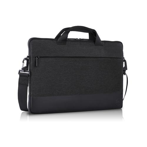 "DELL 460-BCFJ notebook case 38.1 cm (15"") Sleeve case Black, Grey product photo"