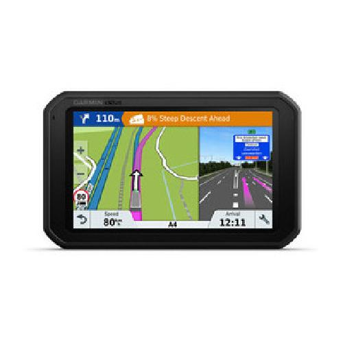 "Garmin dēzlCam 785 LMT-D navigator 17.6 cm (6.95"") Touchscreen TFT Fixed Black 437 g product photo"