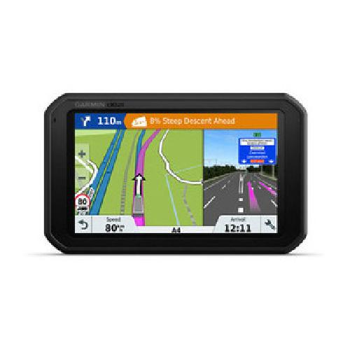 "Garmin dēzl 780 LMT-D navigator 17.6 cm (6.95"") Touchscreen TFT Fixed Black 437 g product photo"