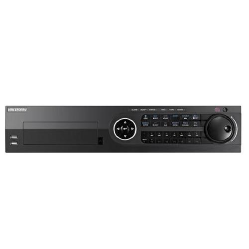 Hikvision Digital Technology DS-8132HQHI-K8 digital video recorder (DVR) Black product photo