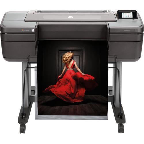 HP Designjet Z9+ large format printer Thermal inkjet Colour 2400 x 1200 DPI 610 x 1676 mm product photo