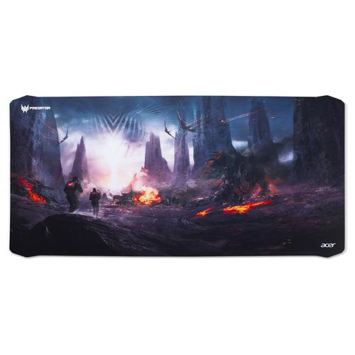 Acer Gaming Muismat XXL Gorge Battle Multicolor Gaming mouse pad product photo