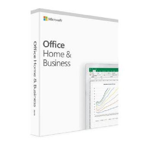 Microsoft Office 2019 Home and Business Dutch product photo  L