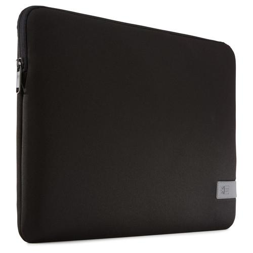 "Case Logic Reflect REFPC-116 Black notebook case 39.6 cm (15.6"") Sleeve case product photo"