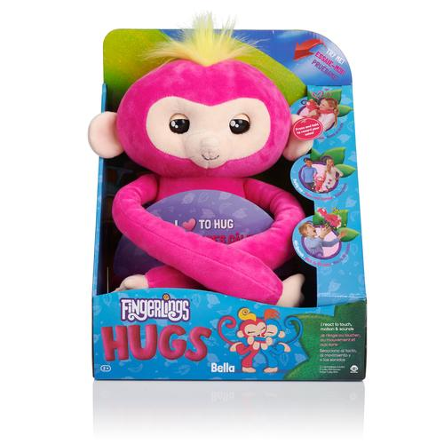 WowWee Fingerlings Hugs Pink product photo