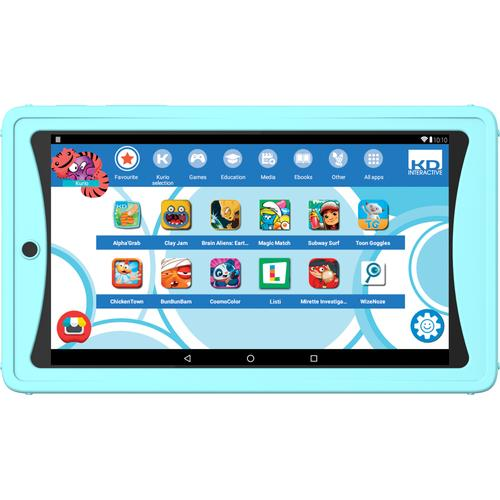 Kurio Tab Lite 8 GB Blue product photo