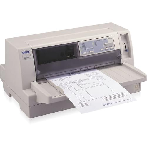 Epson LQ-680 Pro dot matrix printer product photo