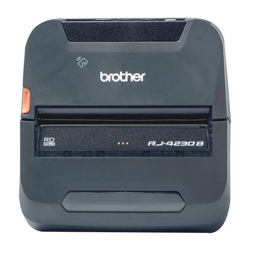 Brother RJ-4230B POS printer Direct thermal Mobile printer 203 x 203 DPI product photo