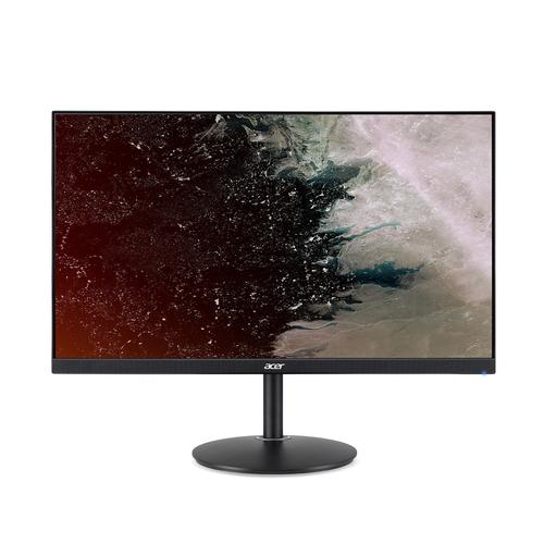 "Acer XF XF272UPbmiiprzx LED display 68.6 cm (27"") 2560 x 1440 pixels Wide Quad HD Flat Black product photo"