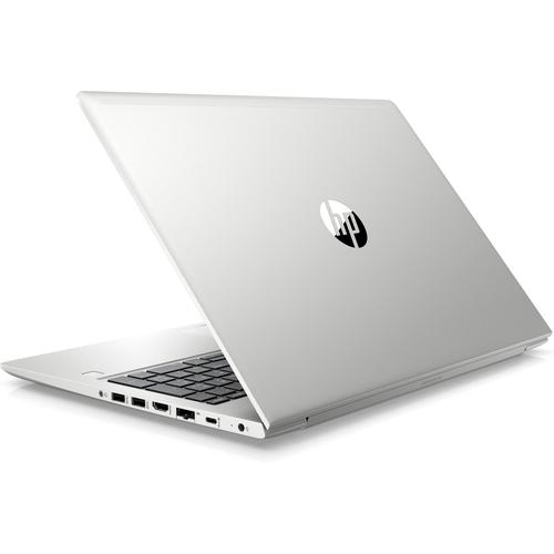"HP ProBook 450 G6 Silver Notebook 39.6 cm (15.6"") 1920 x 1080 pixels 8th gen Intel® Core™ i5 8 GB DDR4-SDRAM 256 GB SSD 3G 4G Windows 10 Pro product photo  L"