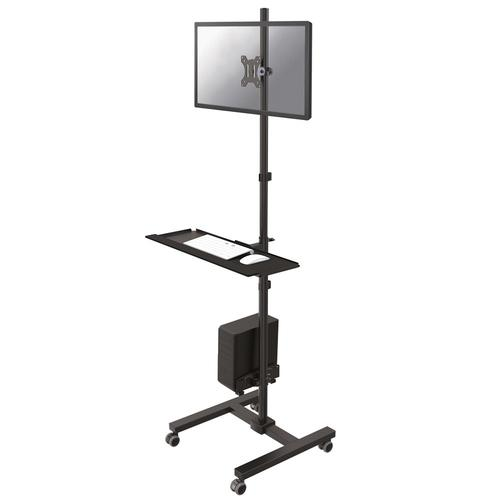 Newstar mobile work station product photo