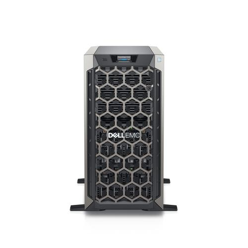 DELL PowerEdge T340 server Intel® Xeon® 3.3 GHz 8 GB DDR4-SDRAM Tower 495 W product photo