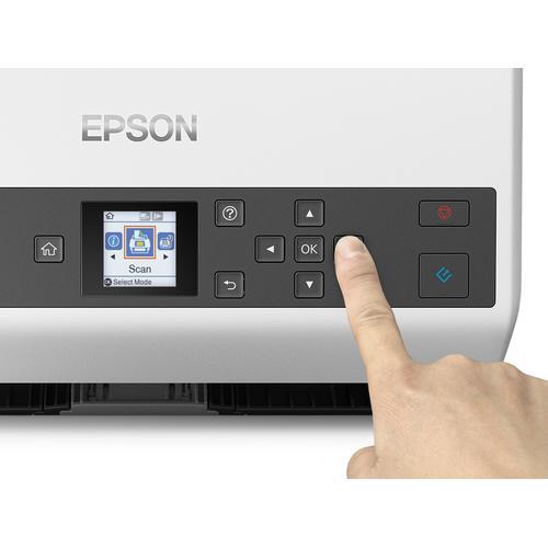 Epson WorkForce DS-870 600 x 600 DPI Sheet-fed scanner Grey,White A3