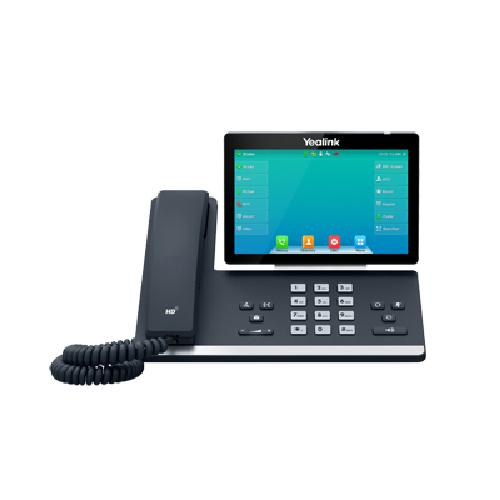 Yealink SIP-T57W IP phone Gray Wired handset Wi-Fi product photo