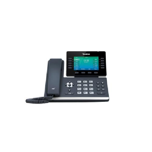 Yealink SIP-T54W IP phone Black Wired handset LCD 10 lines Wi-Fi product photo