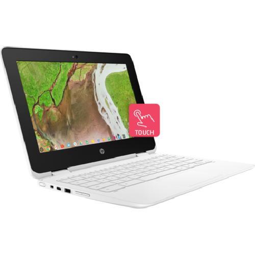 HP Chromebook x360 11-ae100nd White 29 5 cm (11 6