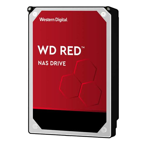 "Western Digital Red 3.5"" 6000 GB Serial ATA III product photo"