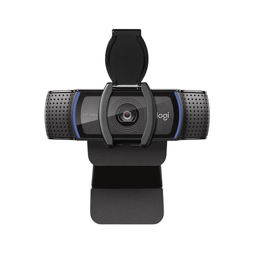 Logitech C920s HD PRO webcam 1920 x 1080 pixels Black product photo