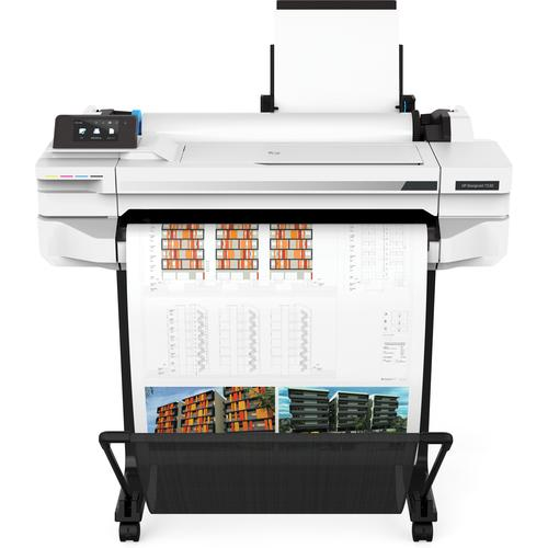 HP Designjet T530 large format printer Wi-Fi Thermal inkjet Colour 2400 x 1200 DPI Ethernet LAN product photo