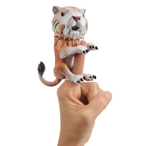 WowWee Untamed Sabretooth - Bonesaw interactive toy product photo