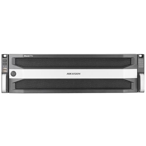 Hikvision Digital Technology DS-9000AI-S16-D network video recorder 3U Black, Grey product photo