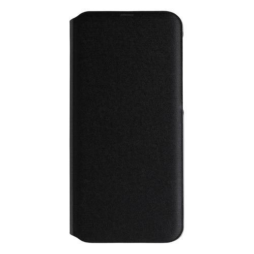 Samsung A40 Wallet Cover Black product photo