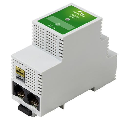 digitalSTROM dSS22 Wired Green,White product photo