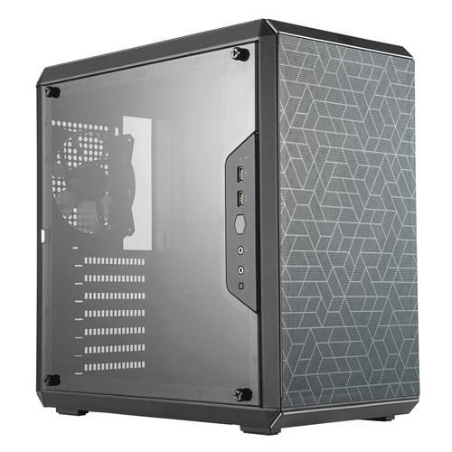 Cooler Master MasterBox Q500L Midi-Tower Black product photo