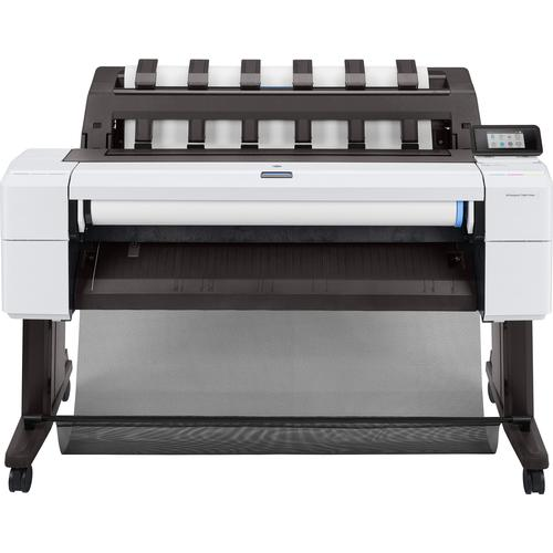 HP Designjet T1600dr large format printer Colour 2400 x 1200 DPI Thermal inkjet A0 (841 x 1189 mm) Ethernet LAN product photo