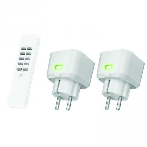 KlikAanKlikUit ACC2-250R Dimmer & switch External White product photo