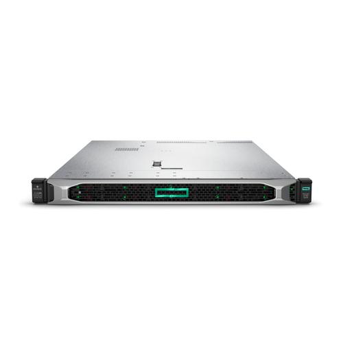 Hewlett Packard Enterprise ProLiant DL360 Gen10 server 2.1 GHz Intel Xeon Silver 4208 Rack (1U) 500 W product photo